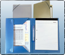 Conference File Secure Companion With pen & pad Size - A4