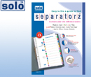 Separatorz Set of 12 Size - A4