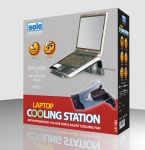 Laptop Cooling Station
